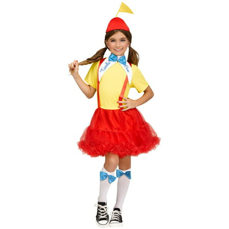 Tweedle Dee/Tweedle Dum Child Costume - Tweedle Dee Tweedle Dum Halloween Costumes