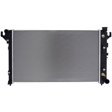 Sunbelt Radiator For Dodge Ram 1500 Ram 2500 1552V 01 Dodge Ram Radiator