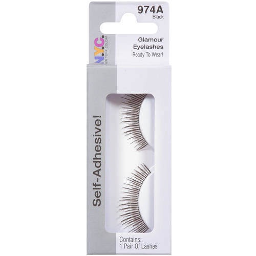 New York Color Nyc Glamour Eye Lashes