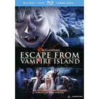 Higanjima: Escape From Vampire Island (Blu-ray   DVD) (Live Action)