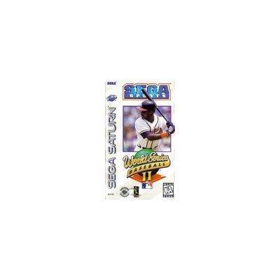 World Series Baseball 2 Sega Saturn by