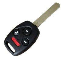 For 2003 2004 2005 2006 2007 Honda Accord Keyless Entry Remote Car Key Fob OUCG8D-380H-A with 46 Chip
