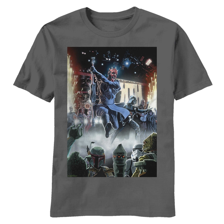 Star Wars - Darth Simmons Youth T-Shirt