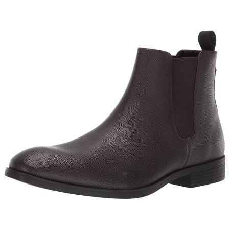Carter Leather Chelsea Boots