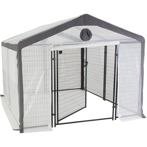 Safe Grow 10' x 10' Secure Greenhouse by