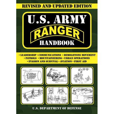 U.S. Army Ranger Handbook : Revised and Updated