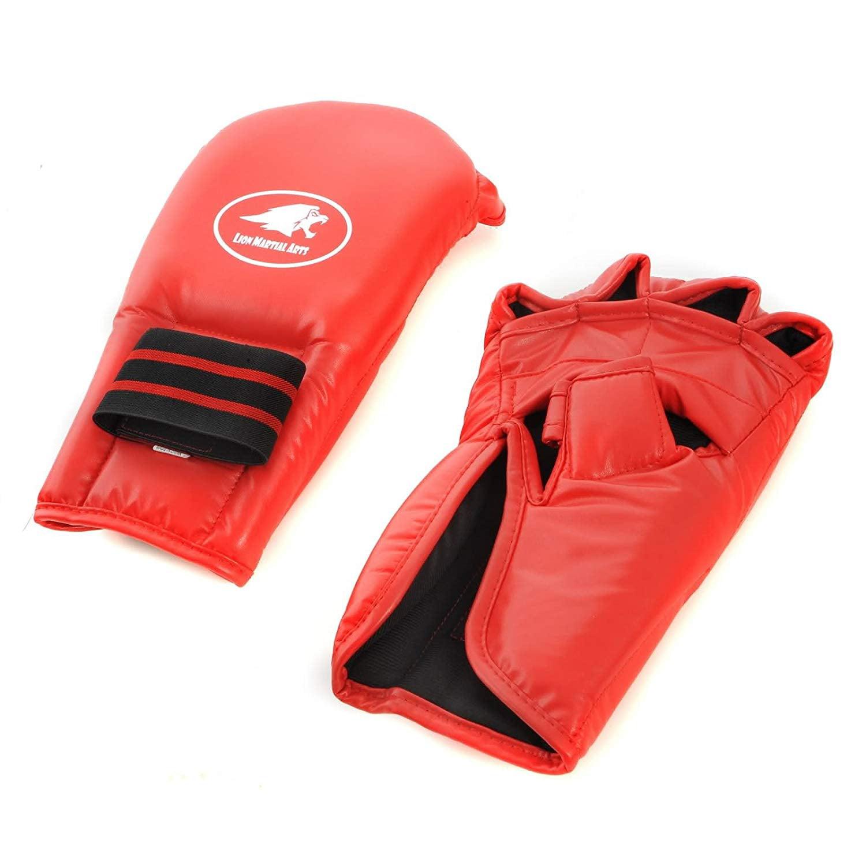 Lion Martial Arts Grappling Glove Pair