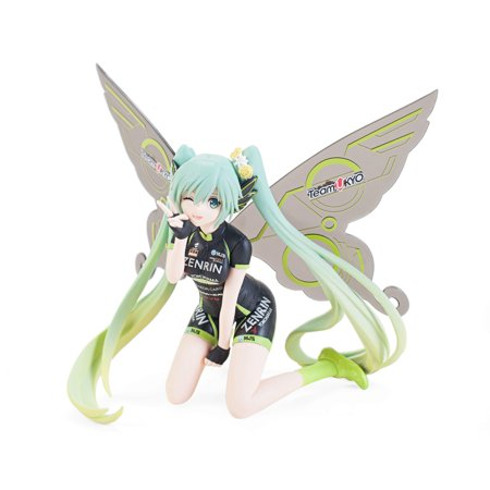 GOOD SMILE Racing Hatsune Miku Racing 2017, TeamUKYO Support Ver. PVC Figure