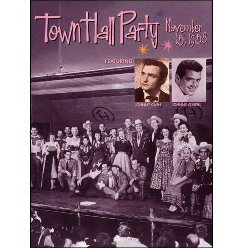 Town Hall Party: November 15, 1958](Town Hall Halloween Ball)