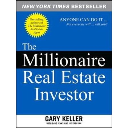 The Millionaire Real Estate Investor  Anyone Can Do It  Not Everyone Will