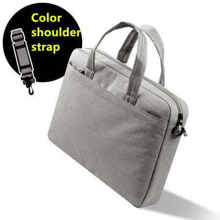 "Waterproof Computer Laptop Notebook Bag Case Single Shoulder Tablet bags Unisex for MacBook, Dell, HP 13""-15"" by Epiktec - image 5 of 9"