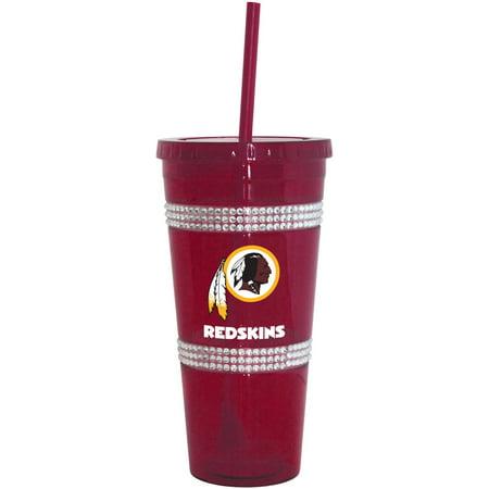 NFL Washington Redskins Double Bling Tumbler (Redskins Cake)
