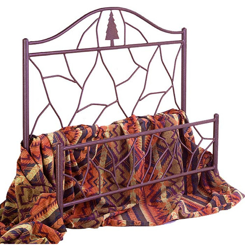 Grace Collection Panel Bed