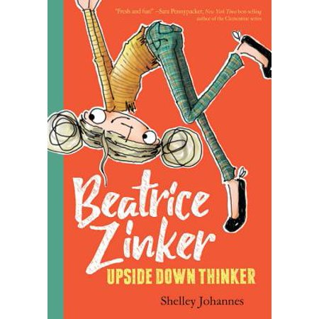 Beatrice Zinker, Upside Down Thinker (Paperback)