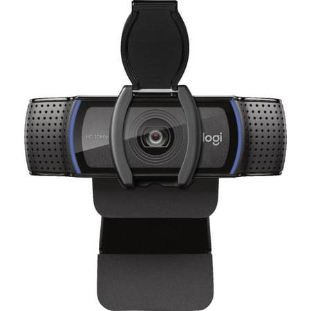 Logitech (960001257) C920S Webcam - 2.1 Megapixel - 30 fps - USB 3.1