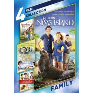 4 Film Collection: Family DVD