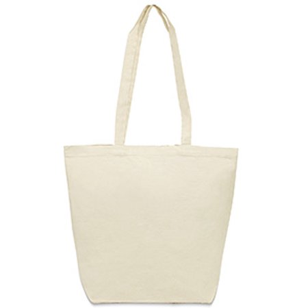 - Liberty Bags Star of India Cotton Canvas Tote