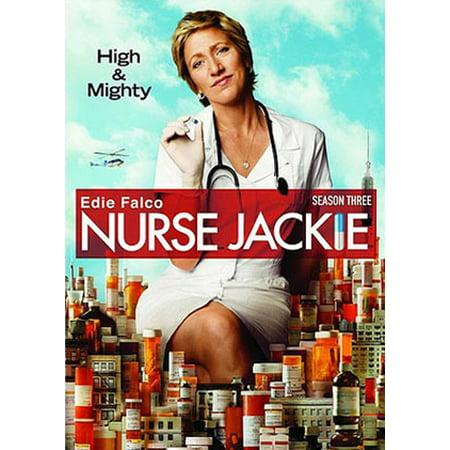 Lions Gate Nurse Jackie-season 3 [dvd] [ws/eng/eng Sub/span Sub/eng Sdh/2.0 Dol Dig]