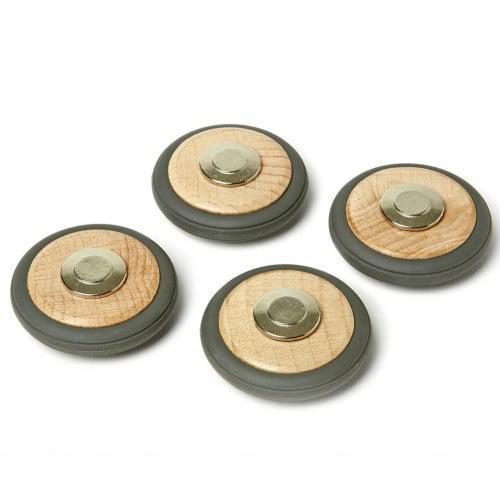 Tegu Magnetic Wooden Wheels