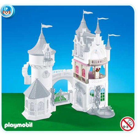 Playmobil add on series extension for princess fantasy for Playmobil princesse 5142