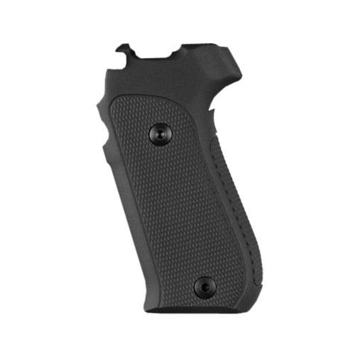 Hogue Sig P220 American Checkered Aluminum - Matte Black 20170