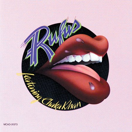 Rufus Featuring Chaka Khan (CD) (Best Of Chaka Khan)
