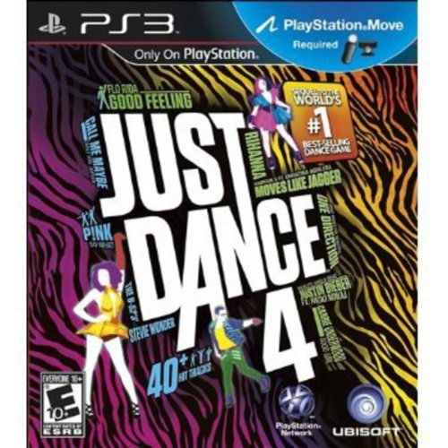 Playstation 3 - Just Dance 4