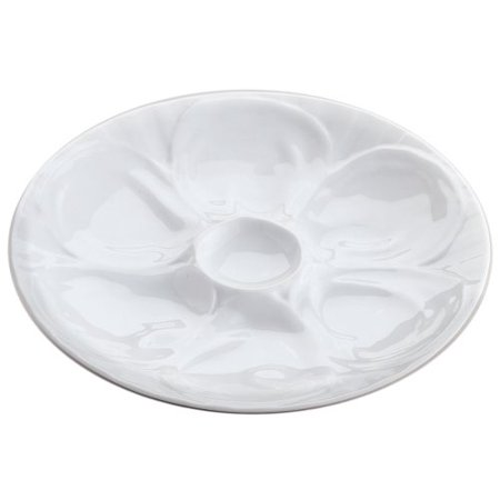 HIC Porcelain Oyster Plate,