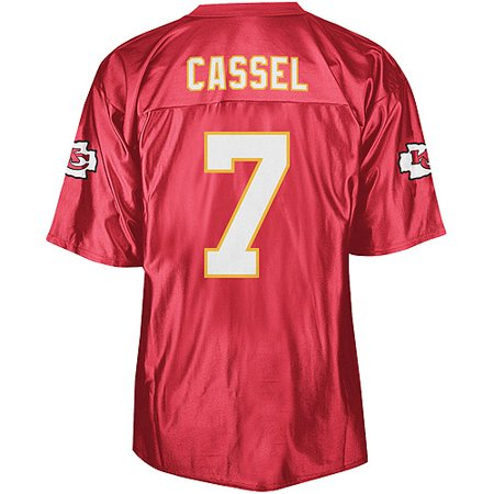 online store d3499 e0b26 NFL - Men's Kansas City Chiefs #7 Matt Cassel Jersey