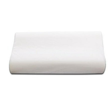 Standard Contour Memory Foam Pillow Great for Relieving Neck and Shoulder