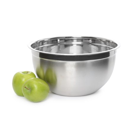 DEEP PROFESSIONAL MIXING BOWL FOR SERVING OR MIXING 14 INCHES 12 QUART