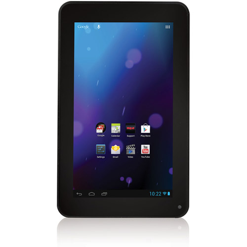 "RCA 7"" Dual Core Tablet"
