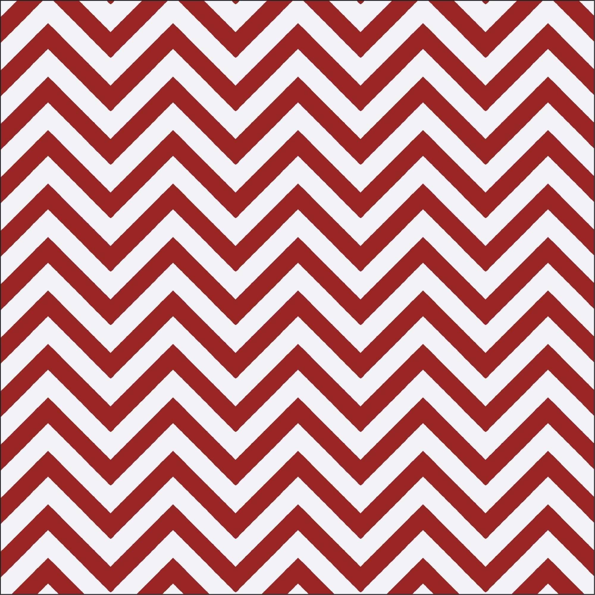 "Waverly Inspirations Cotton Duck 44"" Zigzag Poppy Fabric, per Yard"