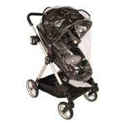 Contours Weather Shield, Stroller Accessory, Quick and Easy Fit, Complete Coverage For Baby