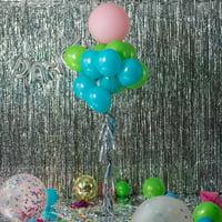 Luau Balloon Tassel Set