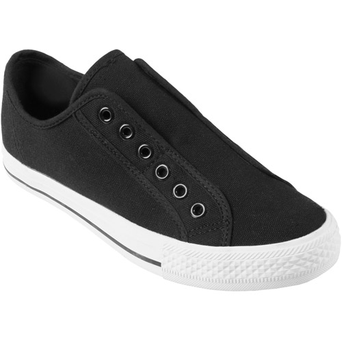 Brinley Co Womens Lowrise Slip-on Sneakers