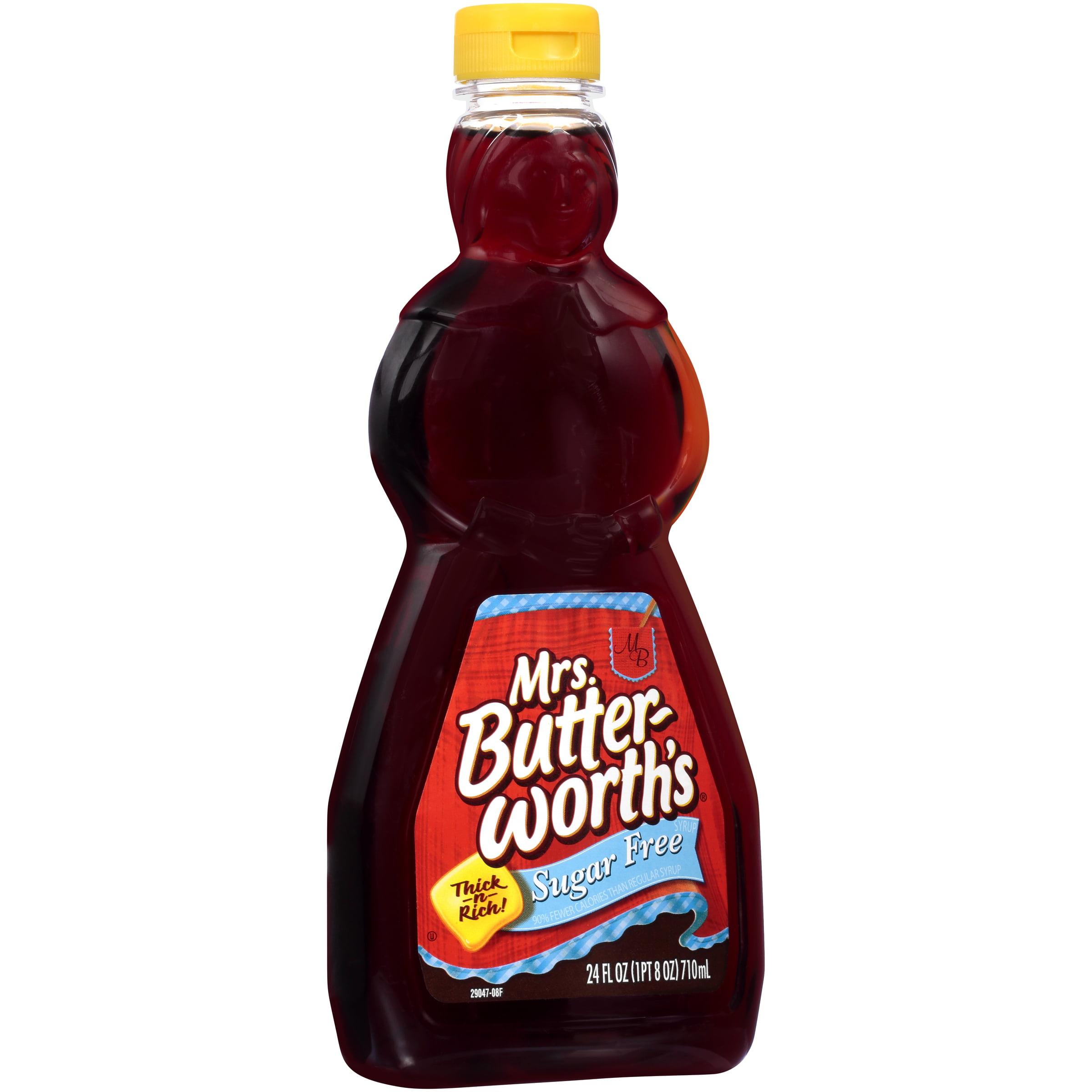 Mrs. Butterworth's® Sugar Free Syrup 24 fl. oz. Bottle