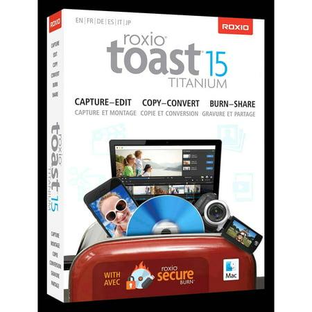 Buy Toast 9 Titanium