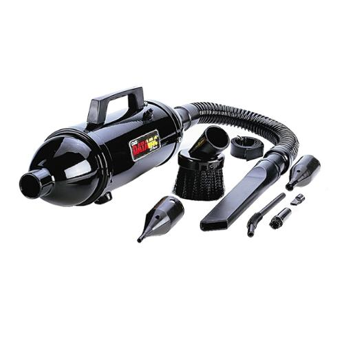 METROPOLITAN VACUUM CLEANER CO Metro Data Vac Pro MDV-1BAC 500-watt Portable Computer Vacuum Cleaner
