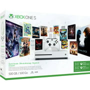 Xbox One S 500GB Console - Starter Bundle
