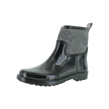 Michael Kors Womens Blakely Waterproof Fleece Lined Rain Boots