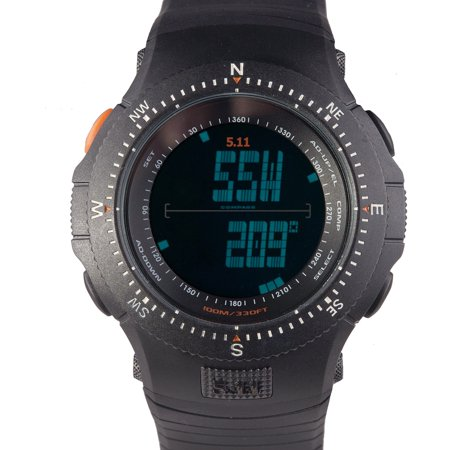 - 5.11 TACTICAL Field Ops Watch Black
