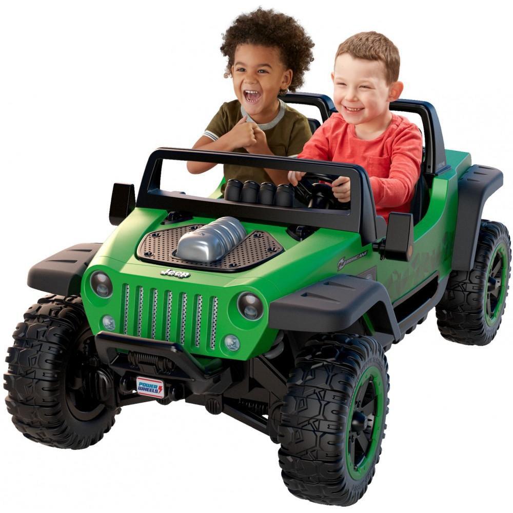 Power Wheels Jeep Hurricane Extreme Battery