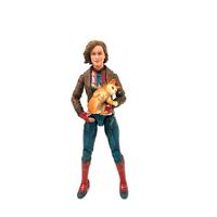 Marvel Legends Marvels Captain Marvel With Goose Loose Action Figure