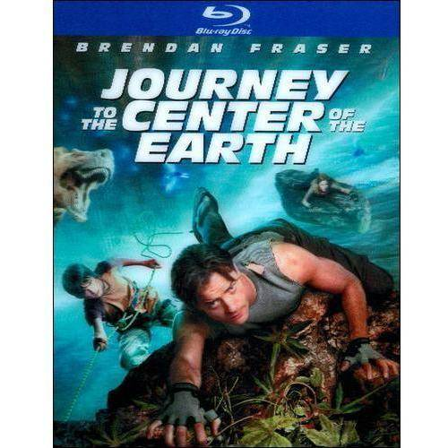 Journey To The Center Of The Earth (2008) (Blu-ray)