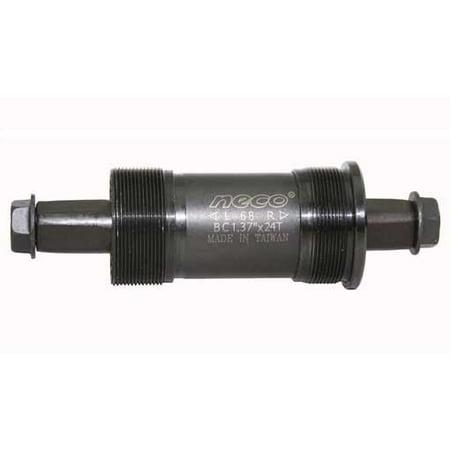 Bottom Bracket Cartridge Square Set 110.5mm. for bicycle bottom bracket, bike bottom bracket, lowrider bikes, beach (Best Pf30 Bottom Bracket)