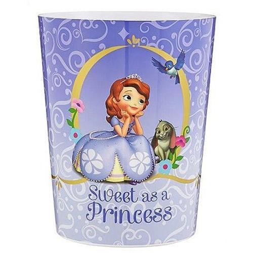 Disney Sofia Wastebasket