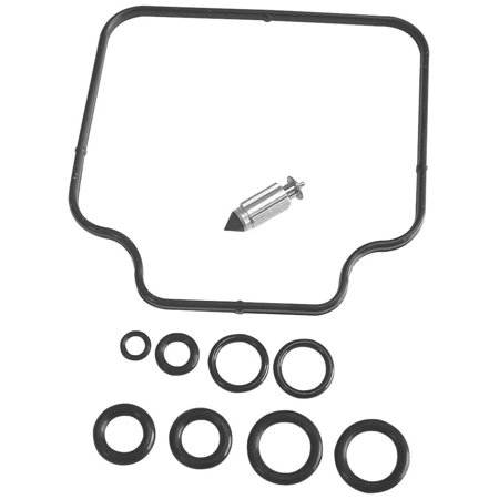 K&L Supply Economy Carburetor Repair Kit 18-5101, Each kit contains float  bowl gasket (or o-ring), float valve assembly (or float needle) and  , By  KL