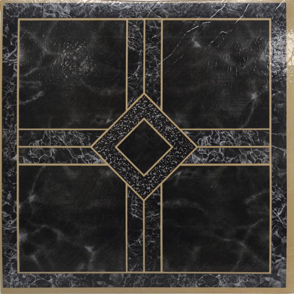Dynamix Vinyl Tile 1009: Home Dynamix Flooring: Dynamix Vinyl Tile: CL2011: 1 Box