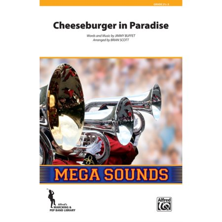 Cheeseburger in Paradise - Words and music by Jimmy Buffett / arr. Brian (Little Jimmy Scott An Evening In Paradise)